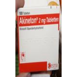 Акинетон AKINETON 2MG  100 St