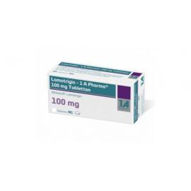 Изображение товара: Ламотригин Lamotrigin 100 мг/ 100 таблеток