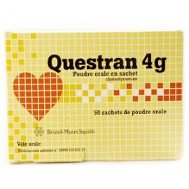 Изображение товара: Квестран Questran 4g/ 100 пакетиков