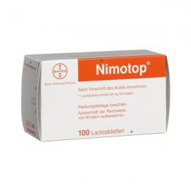 Изображение товара: Нимотоп NIMOTOP - 100 Шт