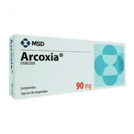 Изображение товара: Аркоксиа Arcoxia 90 mg/100Шт