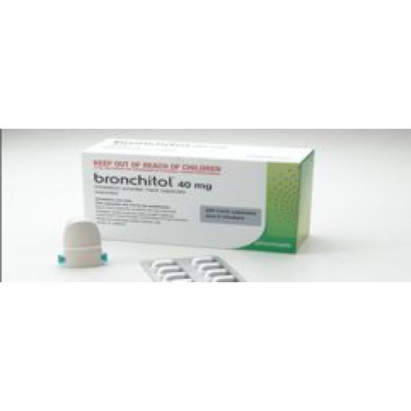 Бронхитол Bronchitol 40 mg /280 шт