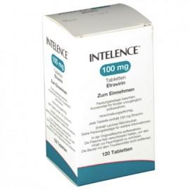 Изображение товара: Интеленс Intelence 100MG/120 Шт