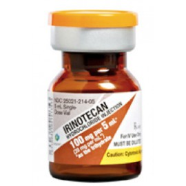 Изображение товара: Иринотекан Irinotecan HCL OC 20MG/ML 100 mg