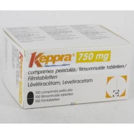 Изображение товара: Кепра KEPPRA (Levetiracetam) 750 Mg 200 Шт.
