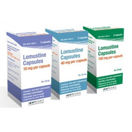 Изображение товара: Ломустин Lomustine (Cecenu) 20 капсул