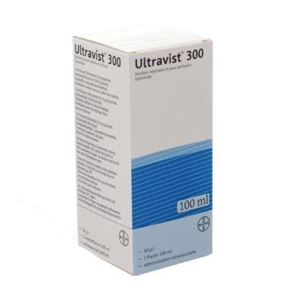 Ультравист Ultravist 300 10х200 Мл