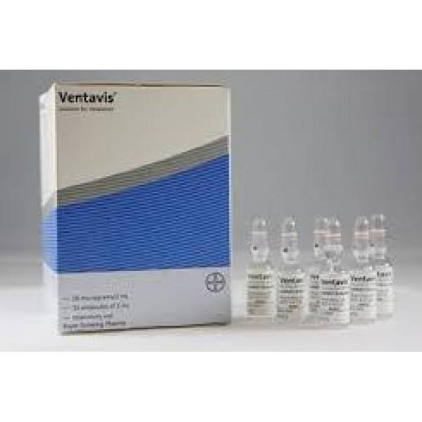 Вентавис Ventavis 10UG/ML 42 штX1 ml