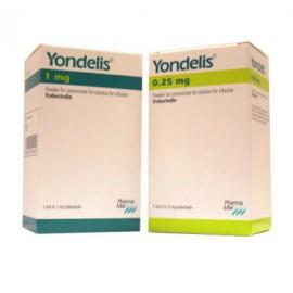 Изображение товара: Йонделис Yondelis  0.25 мг/1 флакон
