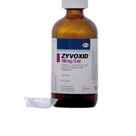 Изображение товара: Зивокс Zyvoxid суспензия 100мг/5мл